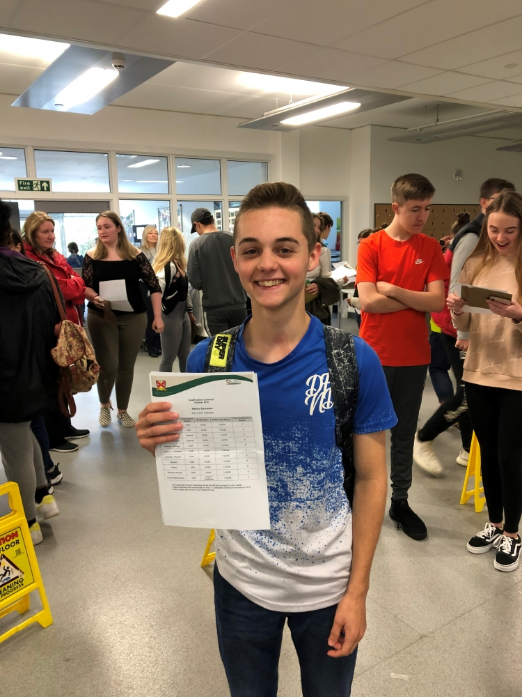 2019 GCSE Results Day