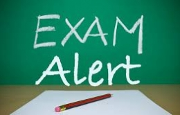 Year 11 Pre-Public Examinations - Monday 4th to Friday 8th March