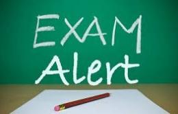 Year 11 Pre-Public Examinations - Monday 4th to Friday 15th November