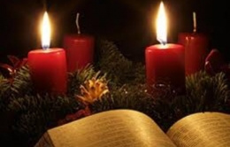 Advent Service Tuesday 19th  December 2017