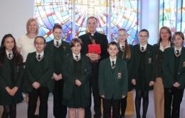 Bishop John Arnold's Recent Visit