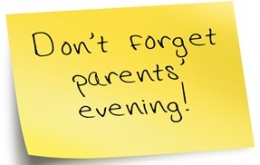 Year 9 Parents' Evening 2019