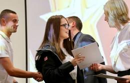 Class of 2017 GCSE Presentation Awards Evening