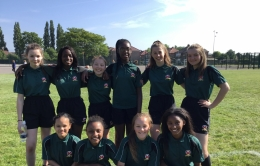 Congratulations Year 8 Rounders Team