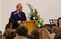 Class of 2018 GCSE Presentation Awards Evening