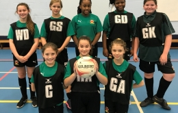 Congratulations to the Year 7 Netball team