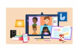 Remote Learning for students who are Working from Home