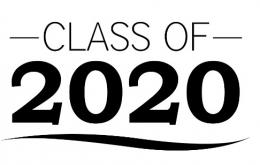 Class of 2020 Exam Certificates