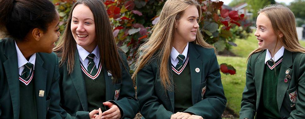 School Uniform St Patrick S Rc High School